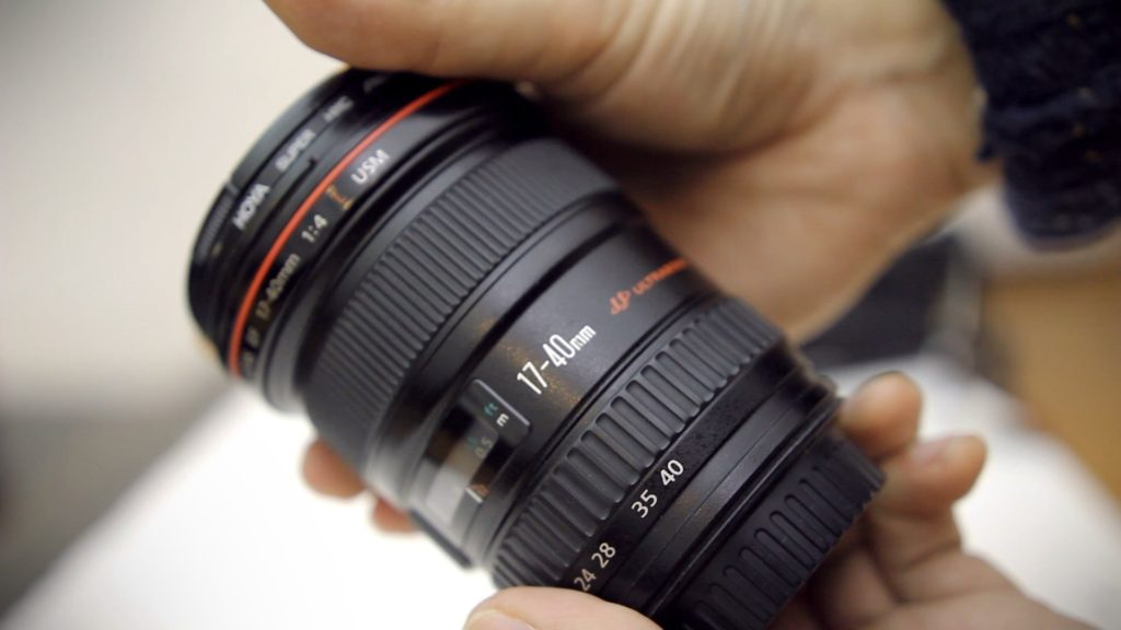 Hotel Photography Tips Interior Zoom Lens Canon