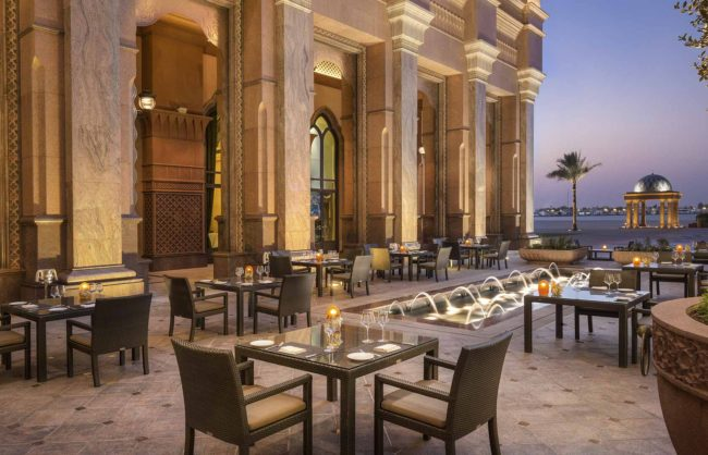 Emirates Palace Hotel Photography