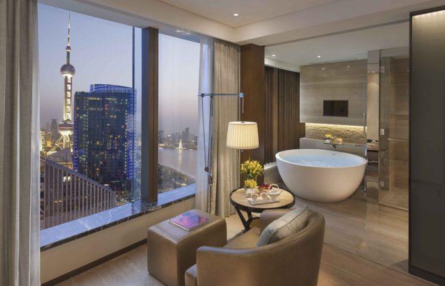 Mandarin Oriental Hotel Photographer