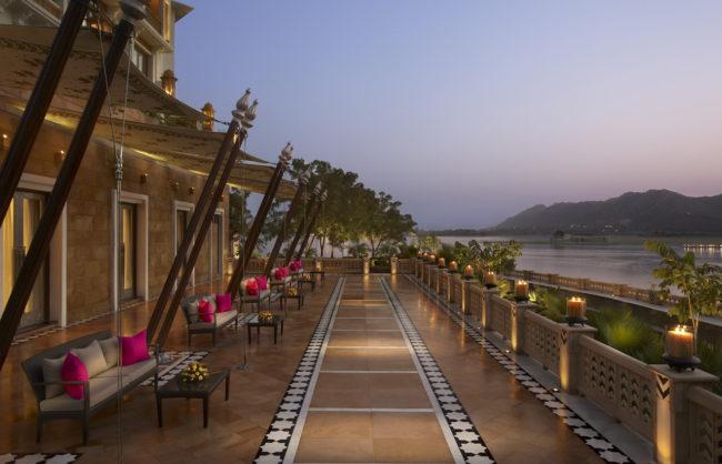 Leela Palace Terrace